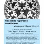 Visualizing Hyperbolic Tessellations - Jakob von Raumer